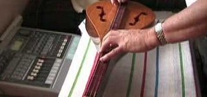 "Play ""Dave Sewell's Interlude"" on mountain dulcimer"