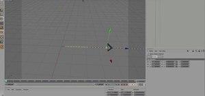 Create a simple whip animation in MAXON Cinema 4D