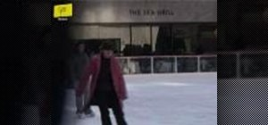 Ice skate for beginners