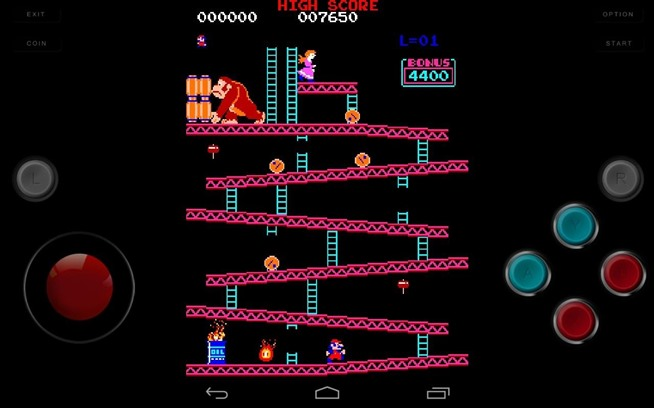 play old arcade games online free