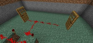 Scare Off Burglars with an Obnoxiously Loud Redstone Alarm System in Minecraft
