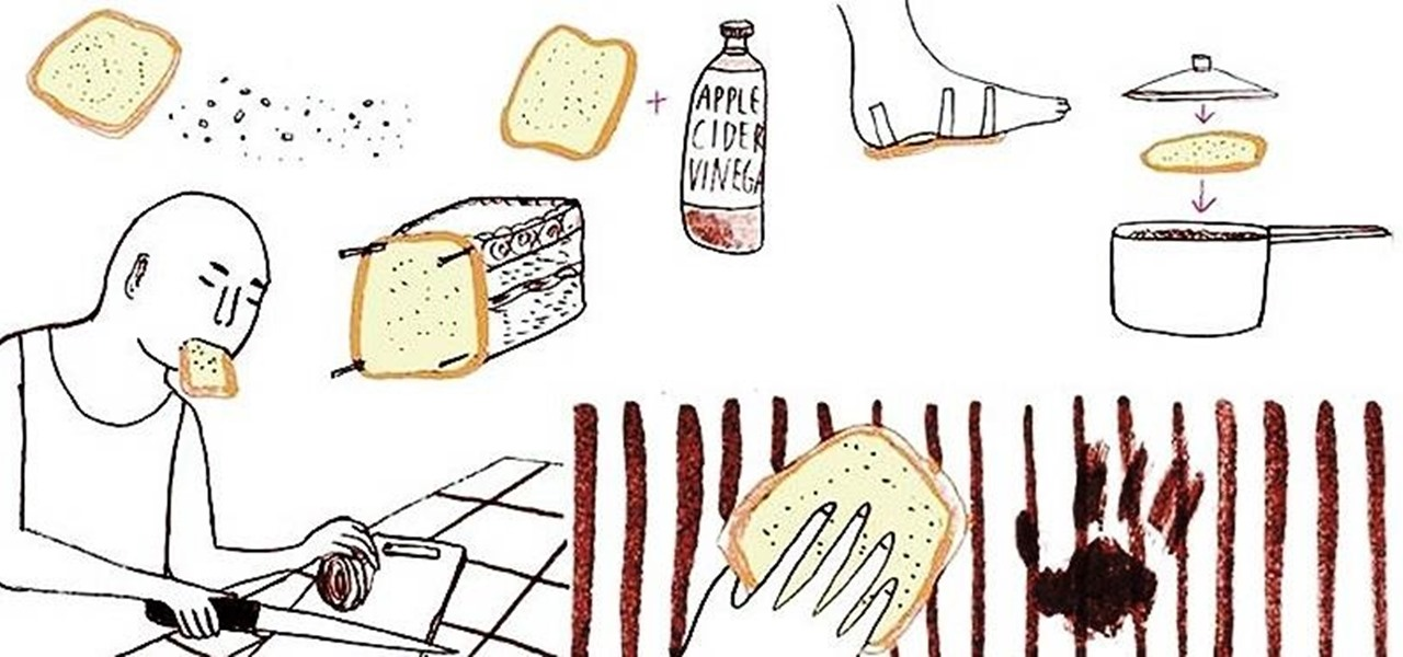 13 Non-Edible Uses for Bread