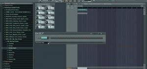 Use automation in FL Studio