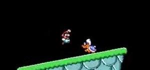 Beat Super Mario World for SNES