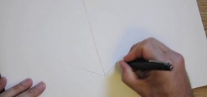 Draw a cylinder using a right prism as a guide