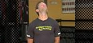 Do calisthenics neck exercises