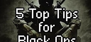 Improve your game with Call of Duty: Black Ops