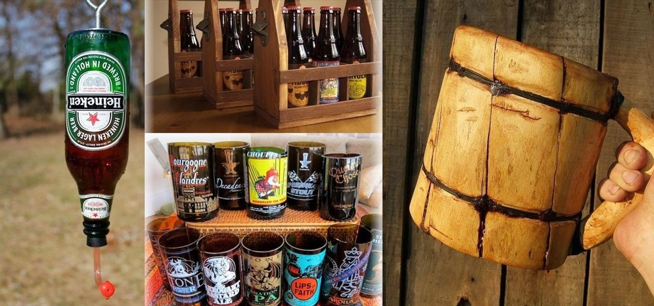 9 DIY Gifts That Are Perfect for Beer Lovers
