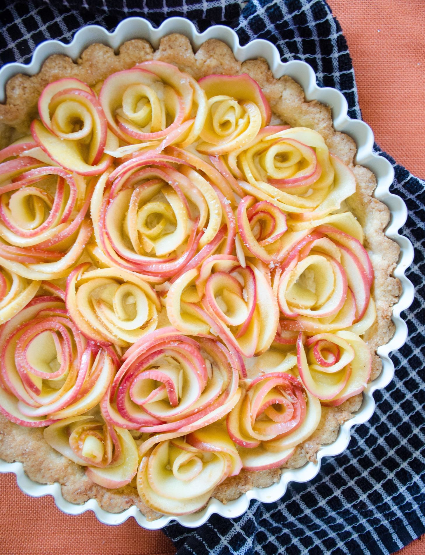Apple Roses Are the Classiest Way to Make a Fruit Tart