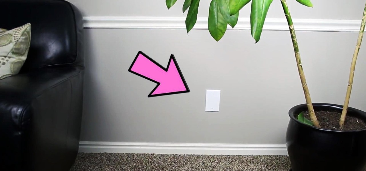 Make a Super Secret Wall Safe for Less Than $3