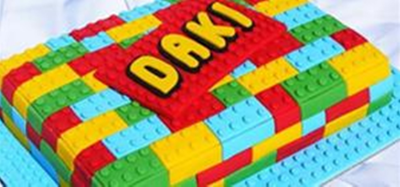 Lego That Goes On Cakes
