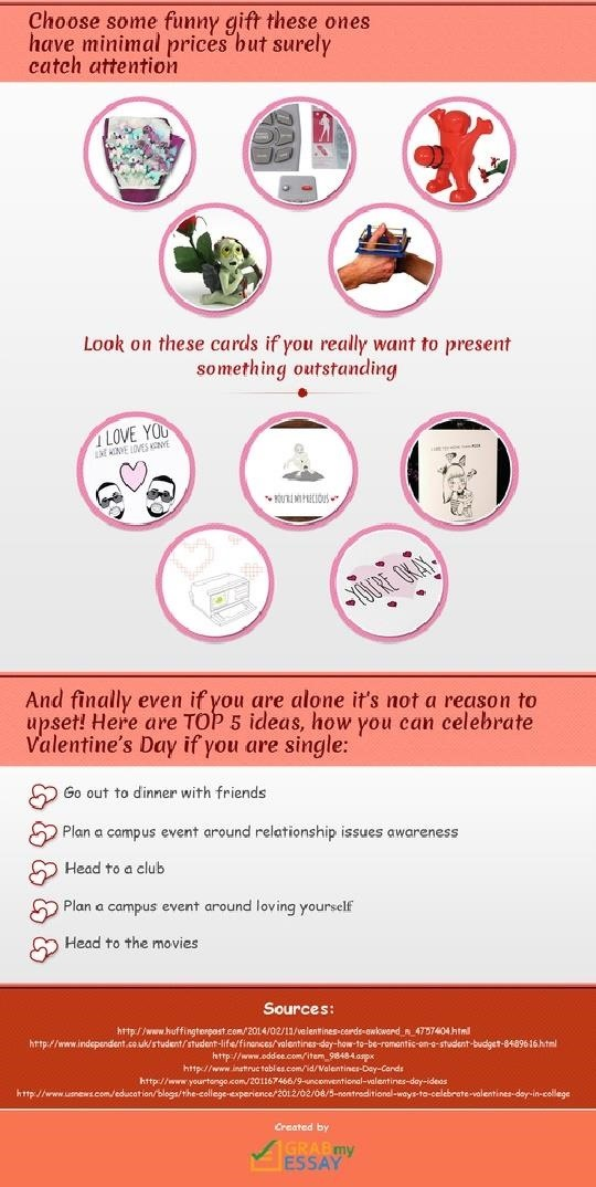 How to Celebrate St. Valentine's Day on a Student's Budget