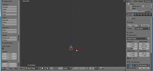Animate a swinging chain in the Blender 3D modeling software