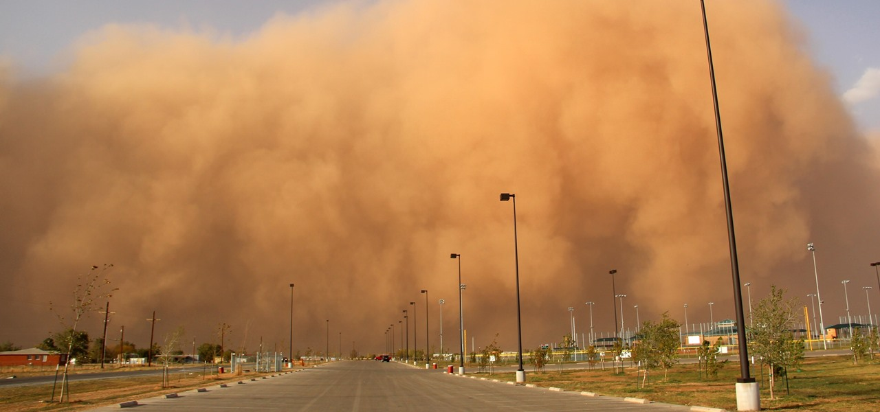 Rising Tide of Dust in the US Could Mean Public Health Menace