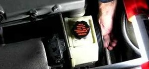 Replace the power steering pump in a Saturn S-Series