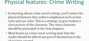 Write a compelling crime novel or thriller