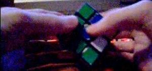 Solve a Rubik's Cube puzzle