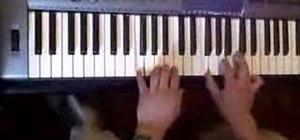 Play Latin salsa piano