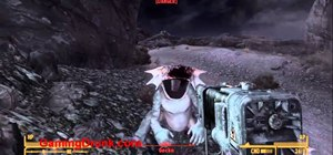 Find Barton Thorn and start his side quest in Fallout: New Vegas