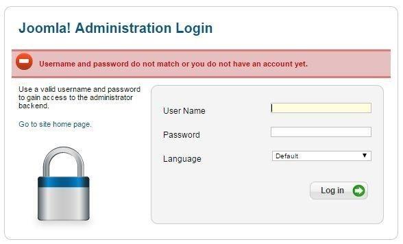 Match com login and password