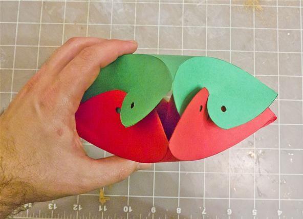 How to Make Yin-Yang Pillow Boxes