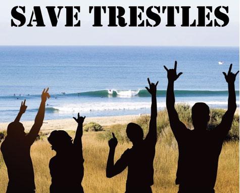 Save Trestles [video]