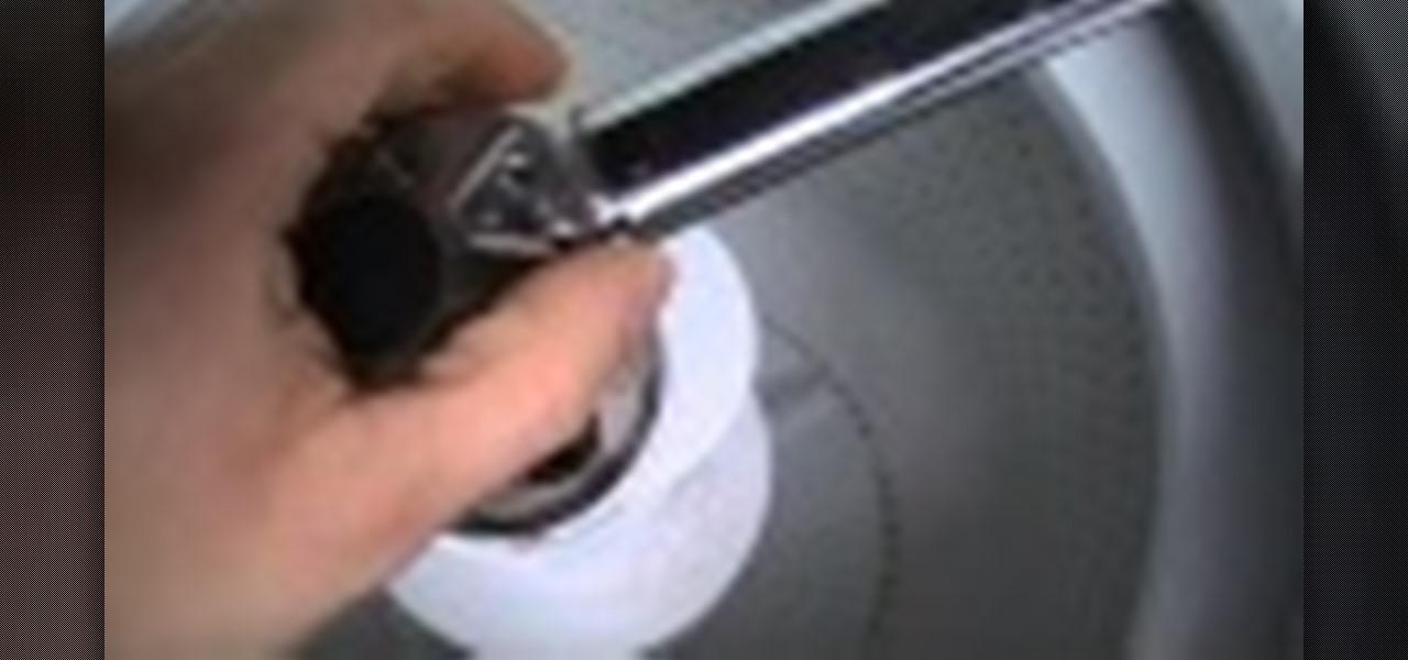How To Fix A Wash Machine That Won T Spin Repair Agitator