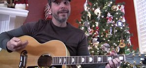 "Play ""Little Drummer Boy"" on guitar this Christmas"