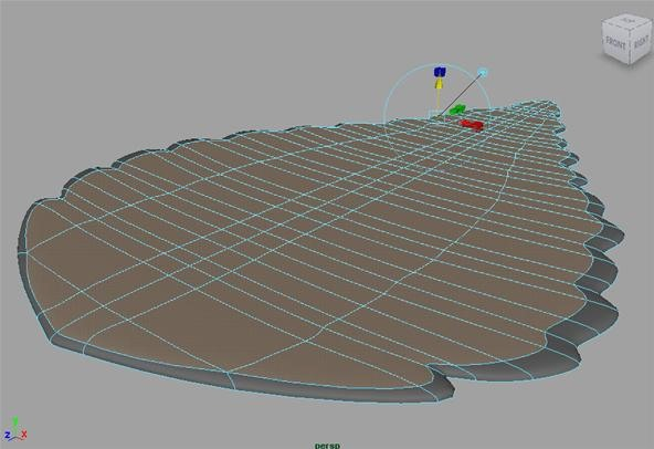 How to Model a Leaf in Maya