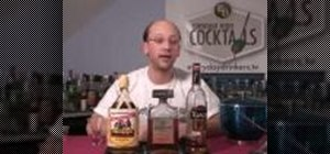 "Make an alcoholic ""Honey Pot Shot"" with liqueurs"
