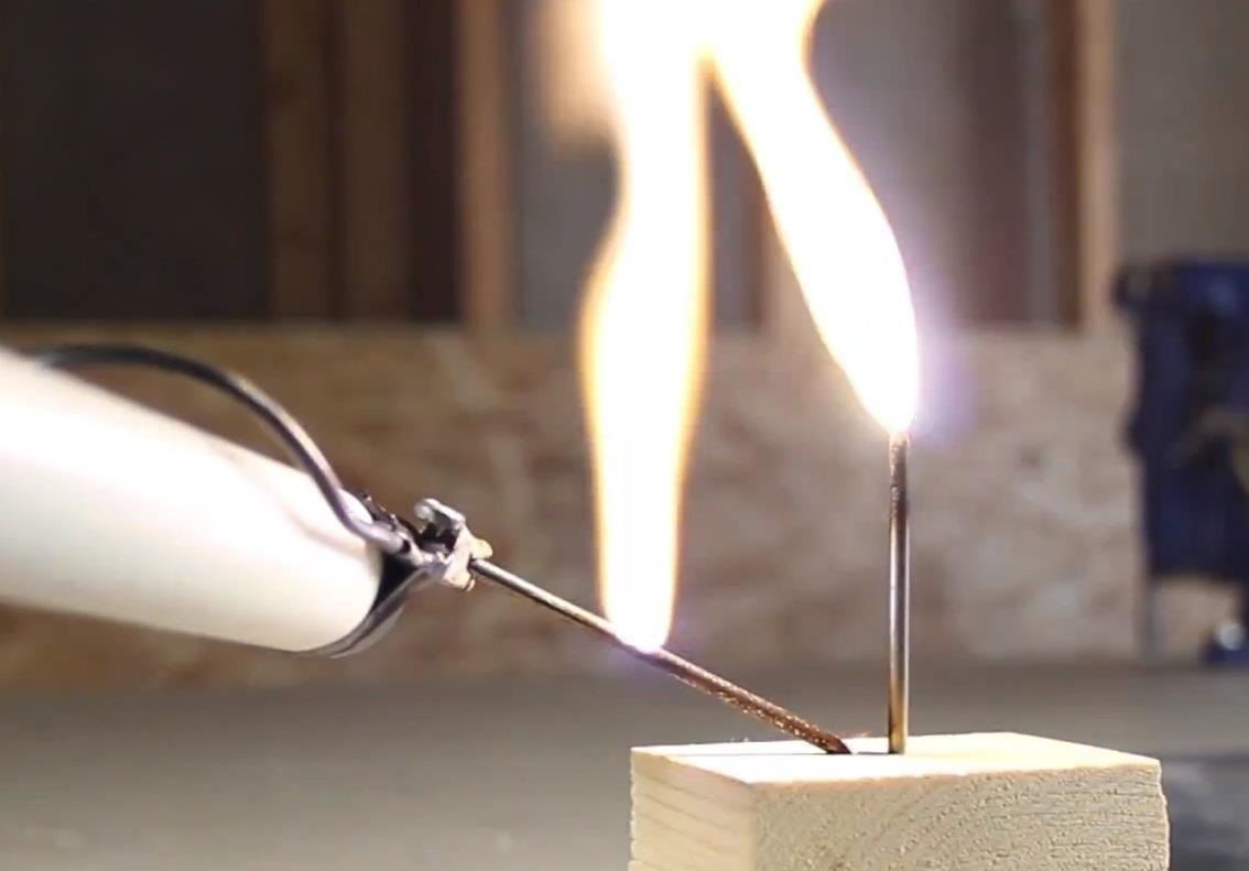 How to Make an Electric Firebolt