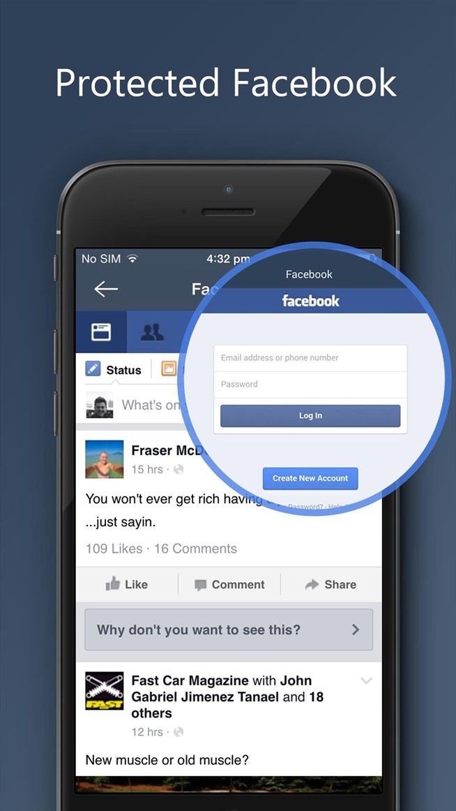 How to Use Multiple Social Media Accounts on Your iPhone Without Downloading Their Apps?