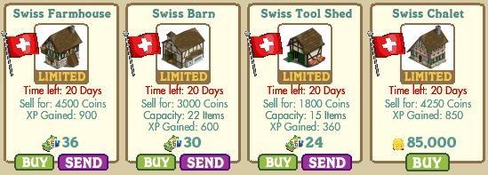 Swiss Theme