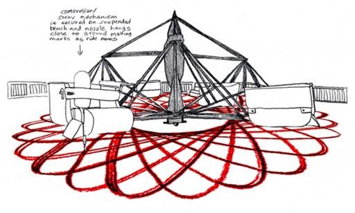 Pyro-Spirograph-Drawings