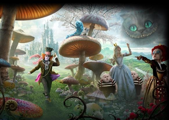 Alice in Wonderland Synopsis