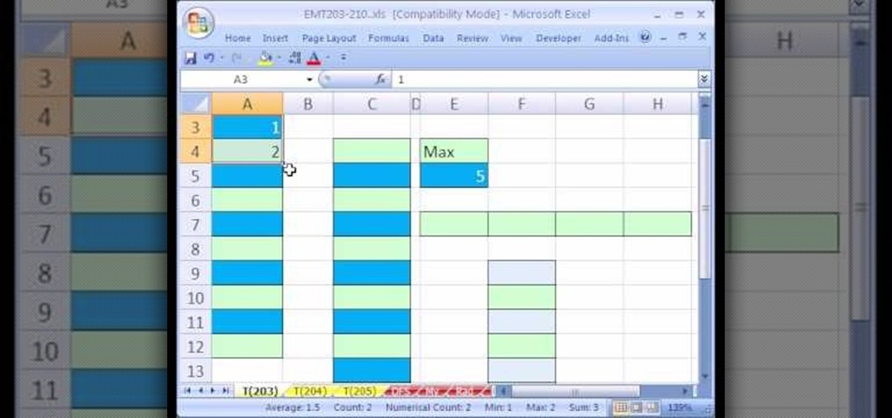 how to create sequential numbers in excel formulas with