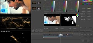 Color grade Canon EOS 5D footage in Apple Color