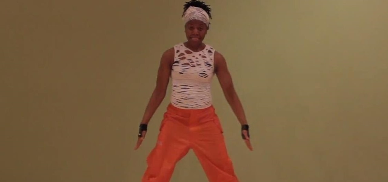 Zumba to MC Hammer's U Can't Touch This (Hip Hop)