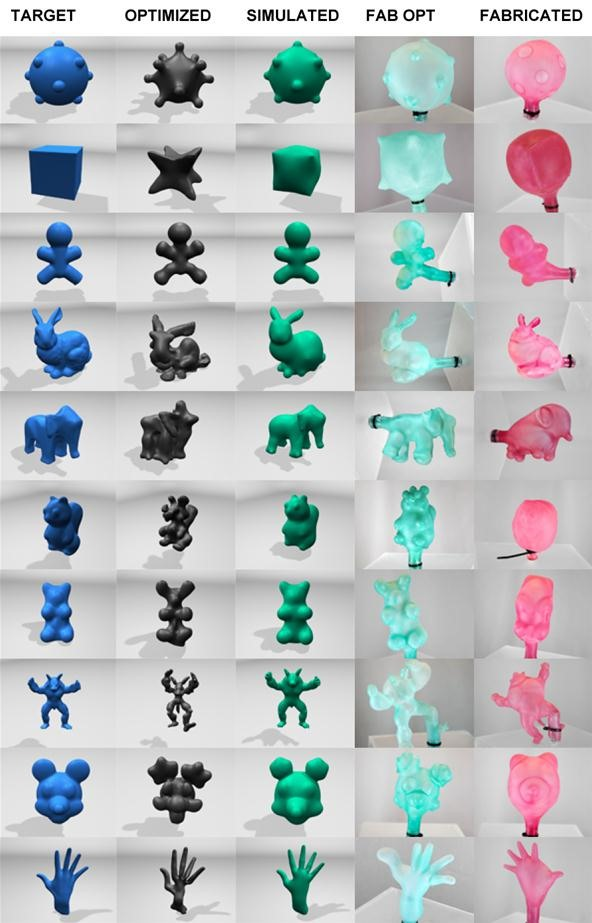 Who Needs Clowns? 3D Printer Lets You Print Inflatable Rubber Balloon Animals