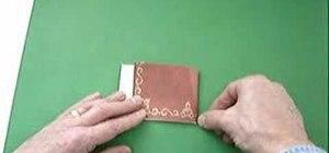 Create your own original pop-up origami