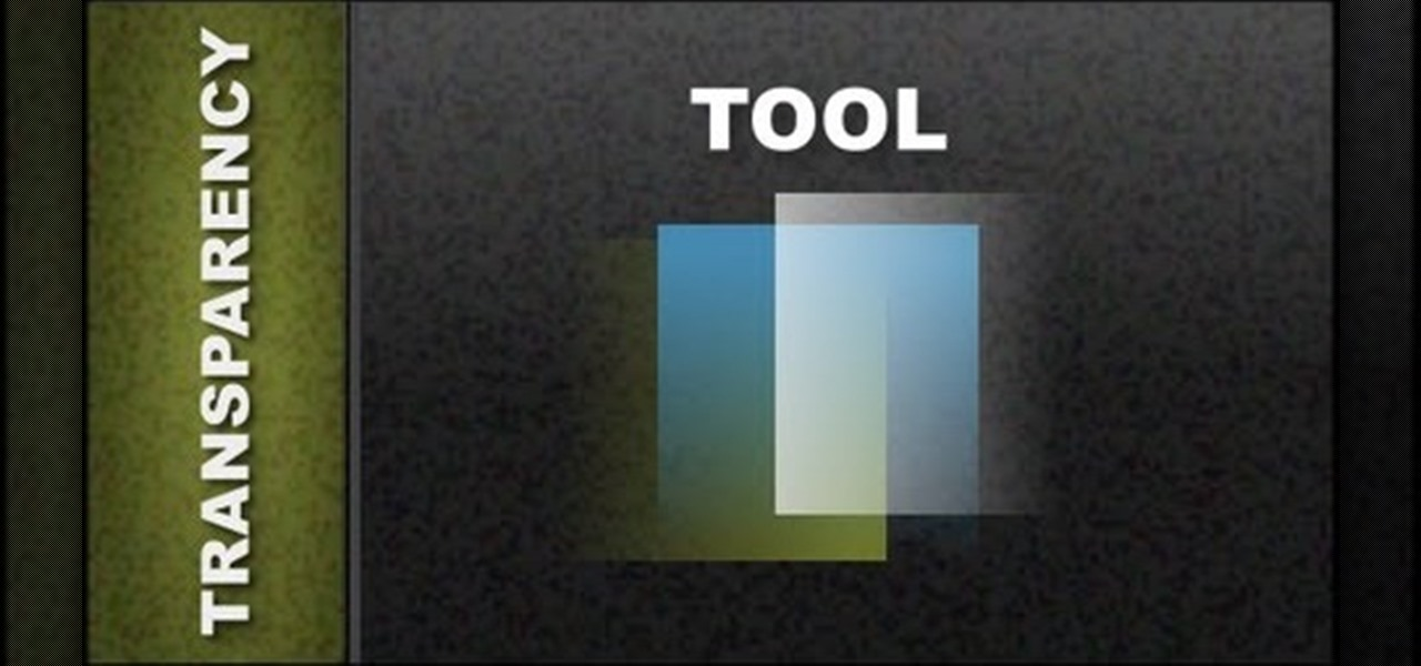 Use Transparency Tool Xara Web Designer