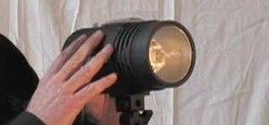 Understand flash versus continuous lighting