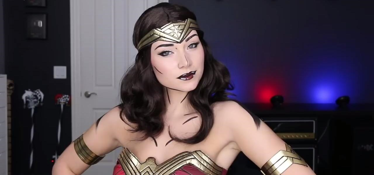 Get Wonder Woman's Look for Halloween — 4 Different Makeup Styles from Comics to Movie