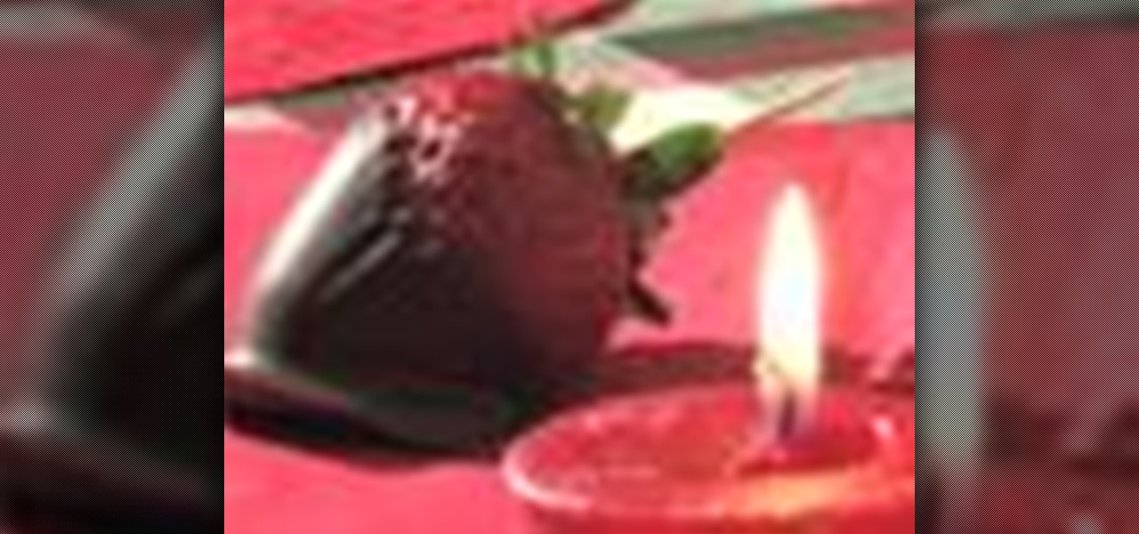 How To Make Chocolate Covered Strawberries With Morsels