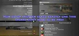 Perform the automatic Fal glitch in Modern Warfare 2
