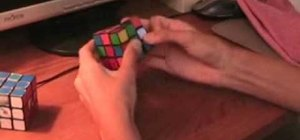 Get faster at the Rubik's Cube
