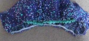 Sew an empire waist summer dress