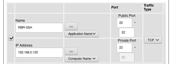 How to Configure Port Forwarding to Create Internet-Connected Services