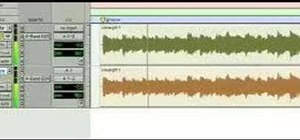 Fatten up your guitar sound in Pro Tools