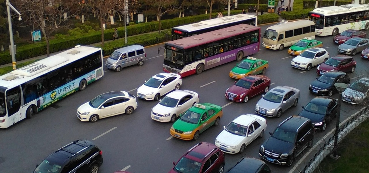 China Is Cracking Down on US & Euro Driverless Mapping with New Restrictions
